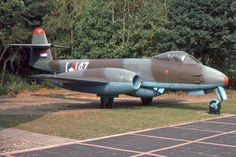 Gloster METEOR F Mk8