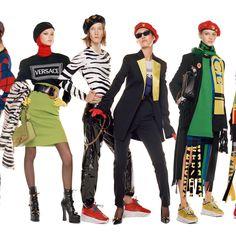13 Best VERSACE FW18 ADV CAMPAIGN images | Versace, Versace