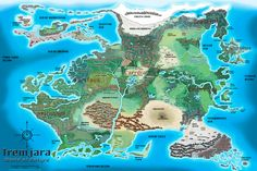 Fantasy Map, Fantasy Series, To Color, City Photo, Maps, Ocean, World, Projects, Log Projects