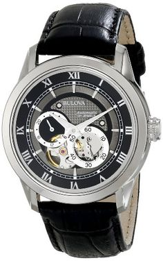 User Review for Bulova Men's 96A135 BVA-SERIES 120 Automatic strap Watch – Bulova | Mens Watches Store & Reviews... Visit Site for more information and where to buy.