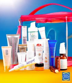 Sephora Sun Safety Kit 2015 Available Now! - http://hellosubscription.com/2015/05/sephora-sun-safety-kit-2015-available-now/
