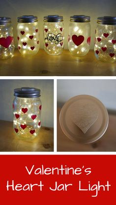 I love this enchanting valentines jar light. Adorned with small red hearts the jar is clear and comes with a golden heart on top of a gold lid. A unique valentine's day gift for a loved one or a beautiful table decoration. Perfect for a romantic valentine's meal. #valentinesday #valentinesdaygiftideas #valentines #affiliate