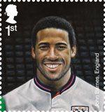 Football Heroes 1st Stamp (2013) John Barnes