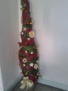 Stożek świąteczny