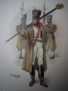 La forge de Celebrimbor: Le matin du 15 Juin 1815, premier contact sur la Sambre (BLACK POWDER)
