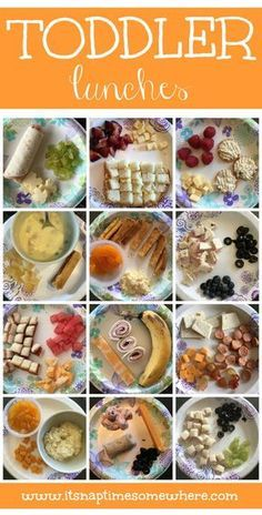 A collection of 36 different toddler meals to help anyone looking for meal ideas for their kiddos. Breakfast, lunch & dinner ideas. Enjoy!