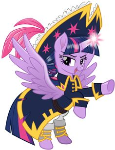 MLP Movie Spoiler - Pirate SpARRRkle by cheezedoodle96.deviantart.com on @DeviantArt