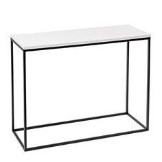 Sideboard Disa, 100x75,5x30 cm, vit