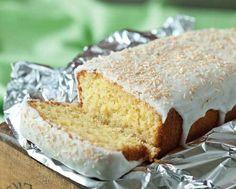 Gluten free lime cake