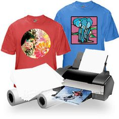 Ways to Use Inkjet Heat Transfer Paper To Make Your Own T-Shirts