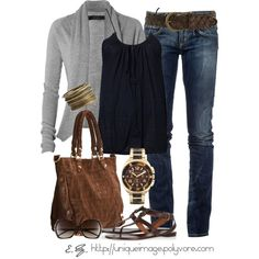 Simple, stylish, & cozy.