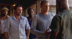 Chris Vance as James Whistler in Prison Break: 3x07 Vamonos.