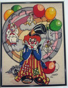Sasi Dreaming Clown