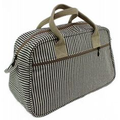 Hemporium Travel Bag Stripes