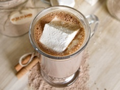 Gojee - Mexican Hot Chocolate Mix by Munchin with Munchkin