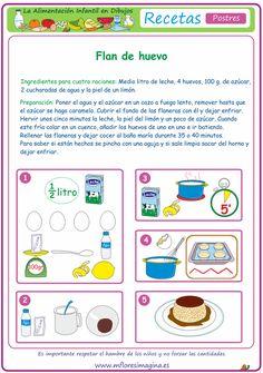 La alimentación infantil en dibujos: Postres Spanish Worksheets, Dora, 30 Day Fitness, Spanish Classroom, South Park, Diet Recipes, Education, Ludo, School