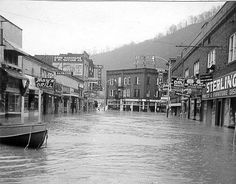 Hazard KY - Perry County - Remembering The 1957 Flood
