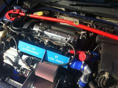 Peugeot 306 Gti6 Lynx supercharger