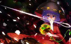 Download wallpapers Sakuya Izayoi, kimono, anime characters, Touhou Project