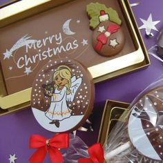 Acadele de ciocolata