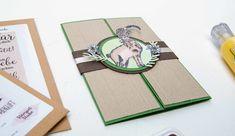 Gatefoldkarte - mit dem Stempelset Wanderurlaub! (Alles Gute zum Geburtstag) | Unsere kleine Bastelstube Diy Presents, Homemade Cosmetics, Book Folding, Floral Patterns