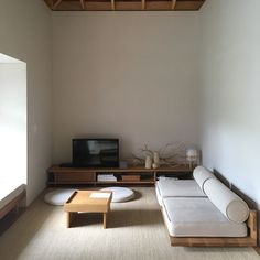 Ideas Bedroom Minimalist Room Inspiration For 2019 Modern Japanese Interior, Japanese Home Decor, Modern Interior Design, Interior Design Inspiration, Interior Architecture, Japanese Minimalism, Room Inspiration, Minimalist House Design, Minimalist Home Interior
