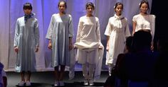 Maku Textiles and Oshadi - Lakme Fashion Week - Look Lakme Fashion Week Website Indian Designer Outfits, Indian Outfits, Indian Designers, India Fashion Week, Lakme Fashion Week, Latest Fashion Trends, Fashion News, Wills Lifestyle, Indian Clothes Online