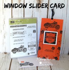 I have a video tutorial showing how to make this moving card on my blog!
