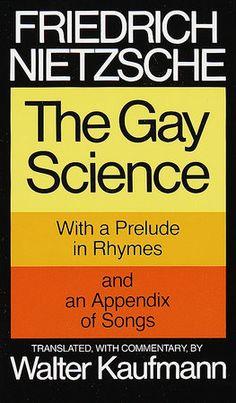 Kuvahaun tulos haulle The Gay Science