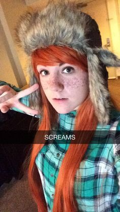 Oh my gosh this is like, THE MOST ACCURATE COSPLAY OF WENDY EVER.