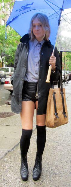 Chloe Sevigny is the coolest weird or the weirdest cool fashionista freak fashion <3