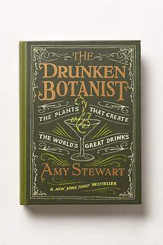 The Drunken Botanist - anthropologie.com