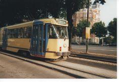 Tramway Bruxelles série TW 7800 Grandeur Nature, Tramway, Automobile, Fancy, Train, Vehicles, Trains, Brussels, Car