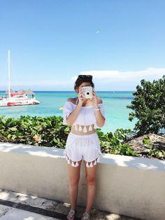 Honeymoon at Sandals Ochi Resort