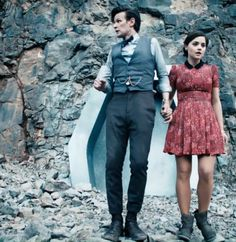 Love her style!!!!!!! Clara Oswin Oswald, Doctor Who