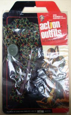 Mr Action, LJN 1970s