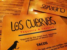 Hidden in the wall under a big yellow sign, you'll find happiness on a plate.made fresh at Los Cuervos! Yellow Sign, Corn Tortillas, Say More, Street Food, Mexican Food Recipes, Vancouver, Tacos, Blog, Crows
