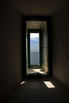 Through the lighthouse window by V Photography and Art, via Flickr
