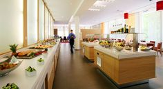 Argan Restaurant Buffet at Dolce's La Hulpe Hotel in Brussels