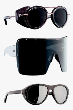 Pharrell X Moncler sunglasses collection