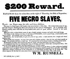 Some people say the Jewish Holocaust never happened and clearly the belief must be that the African American Holocaust never happened and that people of African decent should get over this horrific time in American History because it was many years ago. This part of American History cannot be forgotten nor ignored.