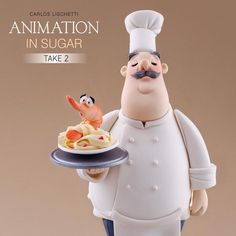 animation in sugar | Animation in Sugar: Take 2, Carlos Lischetti [Reprint]