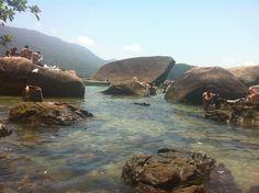 Piscinas naturais, Trindade - Brasil