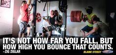 Great quote from #zigziglar. #fitness #powerlifting #motivation
