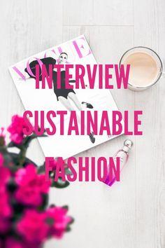 Interview with Fashion Revolution Switzerland — Major Online Business and Marketing Interview Style, Sustainable Fashion, Switzerland, Online Business, Revolution, Marketing, Blog, Blogging