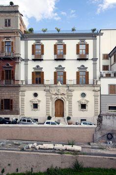 Roma (RM), Italia  Hertziana Library in Rome  Navarro Baldeweg Asociados