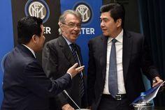 Intesa con i cinesi del Suning, l'Inter cede il 20% delle quote societarie