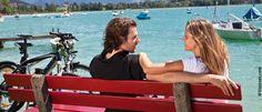Ein Pause einlegen... Hotels, Pause, Pickling, Summer Vacations, Water Sports, Alps, Viajes