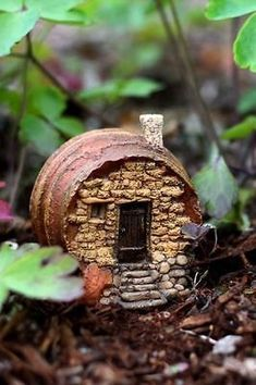 Fairy gardens are trending, and for good reason. The miniature gardens are petite, whimsical, and oh-so-fun to put together! Here are some charming accessories that will inspire your next fairy garden:1.... #miniaturefairygardens #miniaturegardens