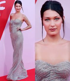 "27 Me gusta, 2 comentarios - Bella Hadid (@bellahadidfeed) en Instagram: ""#BellaHadid at the Fashion for Relief runway show in #Cannes // she's stunning """